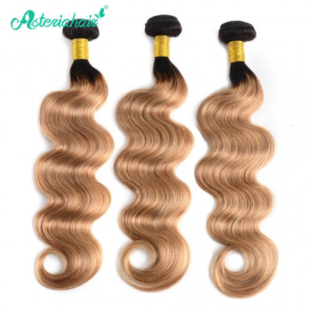 1b/27 Hair Color Body Wave