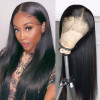Natural Frontal Wigs 13x6 Frontal Straight Human Hair Wigs
