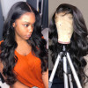 13x6 Frontal Wigs Body Wave Real Human Hair Wigs For Women