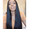 3 Bundles Peruvian Straight Hair 100% Virgin Human Hair Weaves