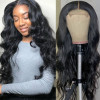 16-30inch HD Lace 5x5 Closure Wigs For Women Brazilian Hair Wigs