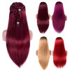 Asteria Straight Lace Frontal Colored Wigs 130%-200% density