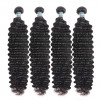 8A Grade Unprocessed Malaysian Virgin Human Hair Wave Weave Deep Wave Hair 4 Bundles