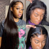 HD Lace Wigs Straight Hair HD Lace Frontal Wig For Women