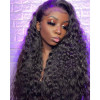 Long Hair Wigs Loose Deep Lace Front Wig For Women