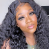 5x5 Closure Wigs Water Wave Lace Closure Wigs For Women