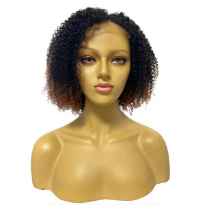 ombre curly wig