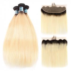 1b Blonde Hair