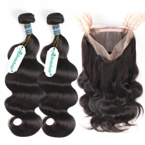Bundles With 360 Frontal