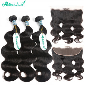 Brazilian Human Hair Weave 3 Bundles