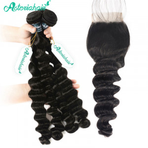 4 Bundles Loose Deep