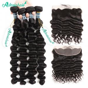 Brazilian Human Hair Weave 4 Bundles