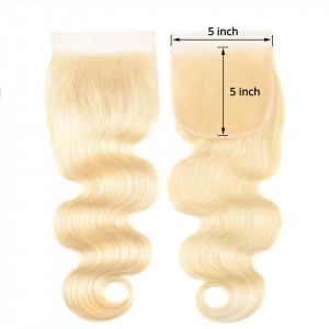 5x5 Body Wave Closure