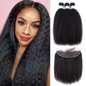 Asteria Hair Kinky Straight