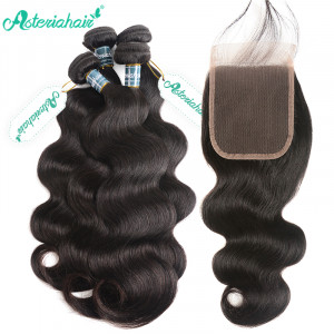 4 Bundles Brazilian Virgin Hair