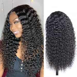 Curly Closure Wig