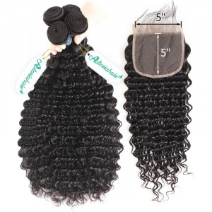 Weave With Closure