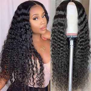 Deep Wave Lace Part Wig