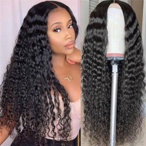 Deep Wave Lace Part Wig