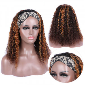 Highights Curly Wigs