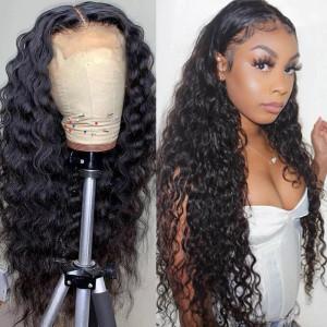 loose deep wave wig human hair