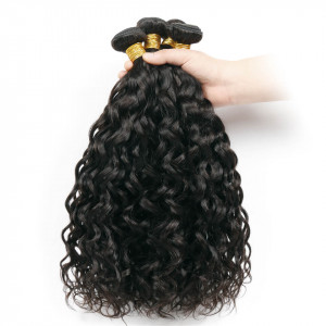 Malaysian Human Hair Bundles 4 Pieces