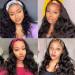 asteria hair headband wigs