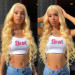 blonde wigs for girls