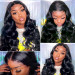 body wave HD wig