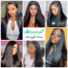 Natural Straight Wigs
