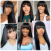 Wigs With Bang
