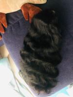 I really like the hair. The hair plucked well