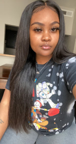 I love this hair Always love my wigs from the