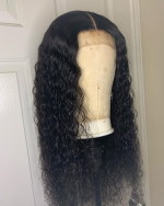 This wig is soooo pretty, it doesn't shed t