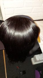 This wig is good for beginners or if you need
