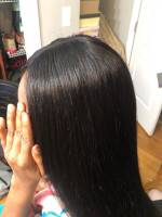 Beautiful wig I got it in 5 days, I asked for