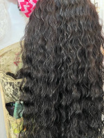 Very affordable 100% human hair and for the p
