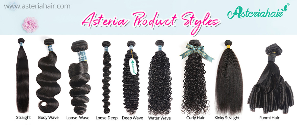 Asteria Hair Products Show