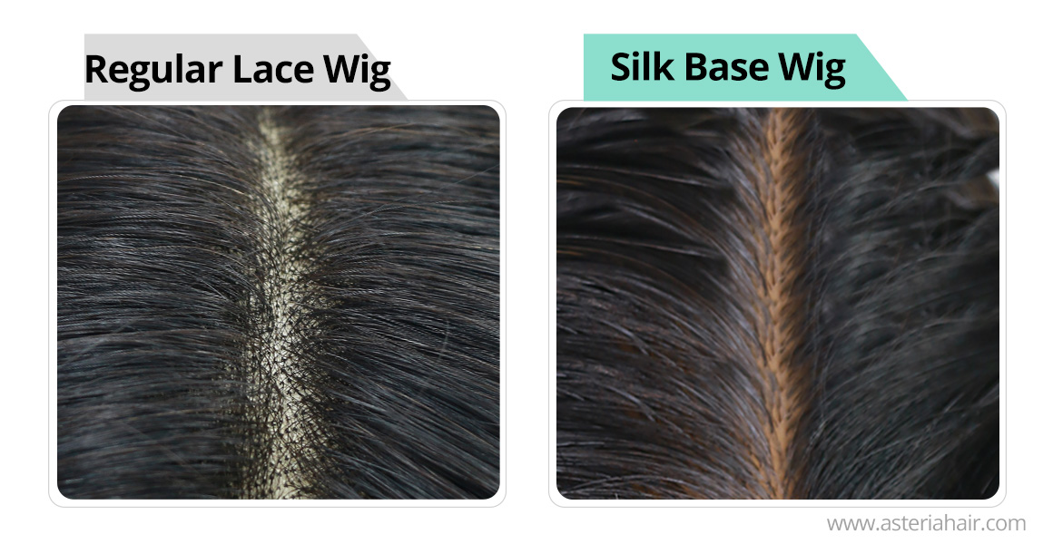 ASTERIA SILK BASE WIGS