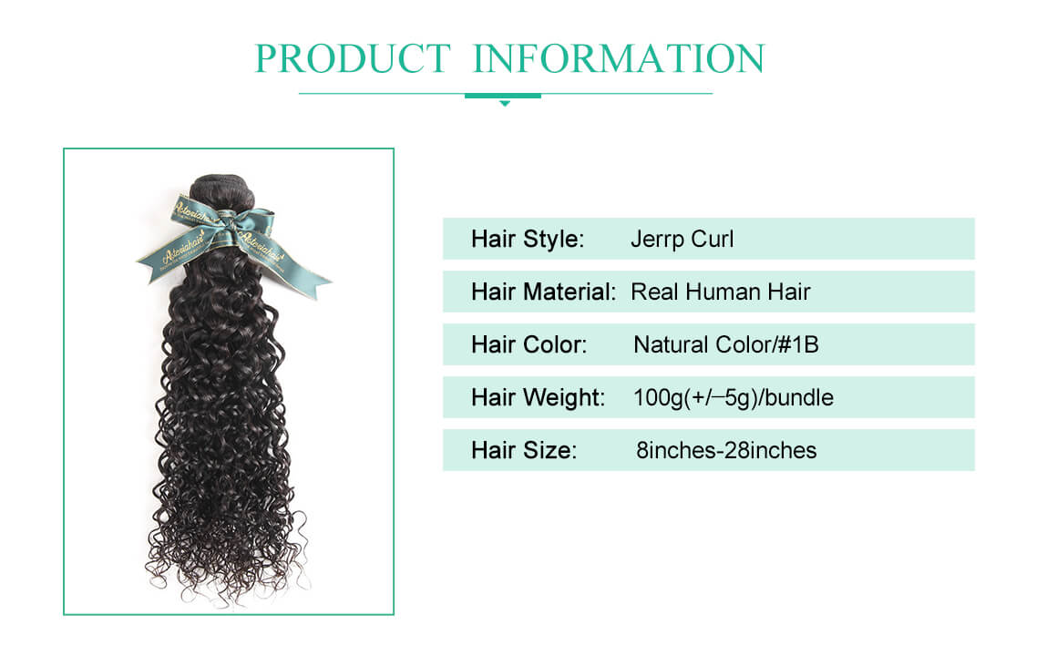 Jerry Curly Hair