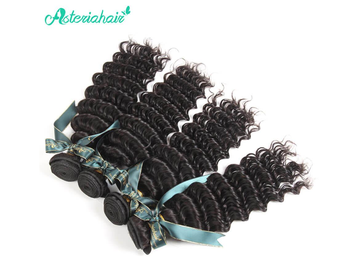 deep wave hair