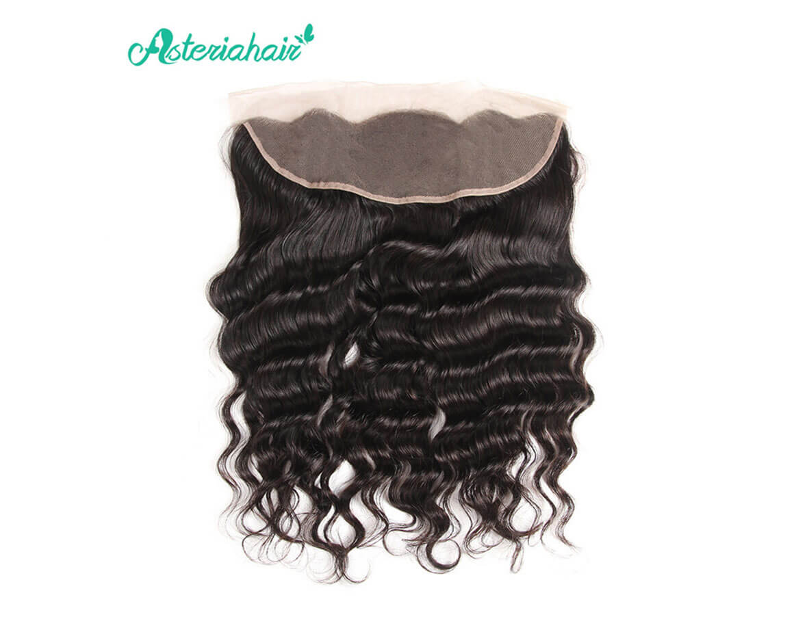 loose deep lace frontal