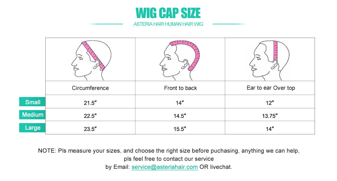 what wig cap size should I buy