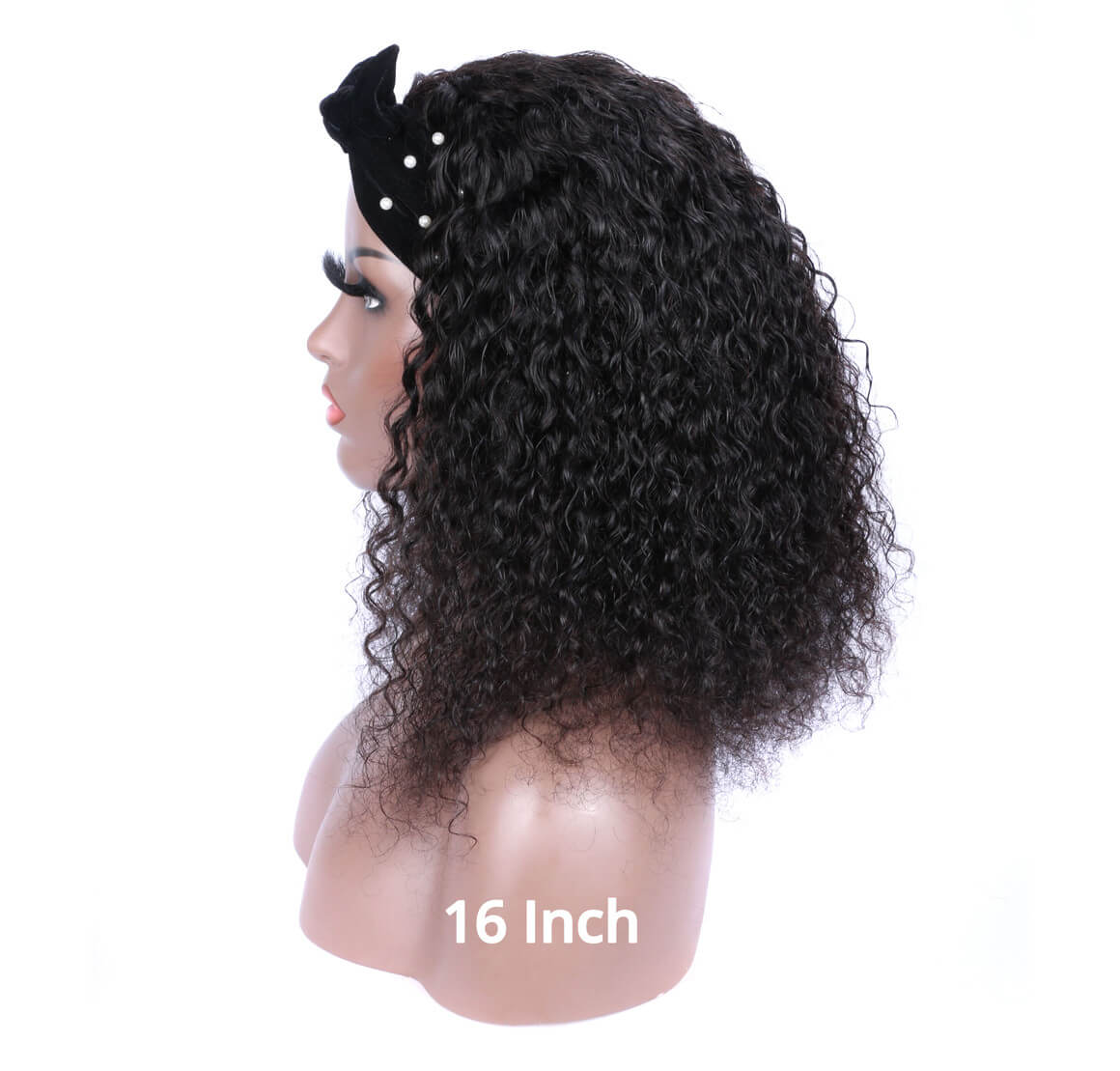 16inch Curly Wig
