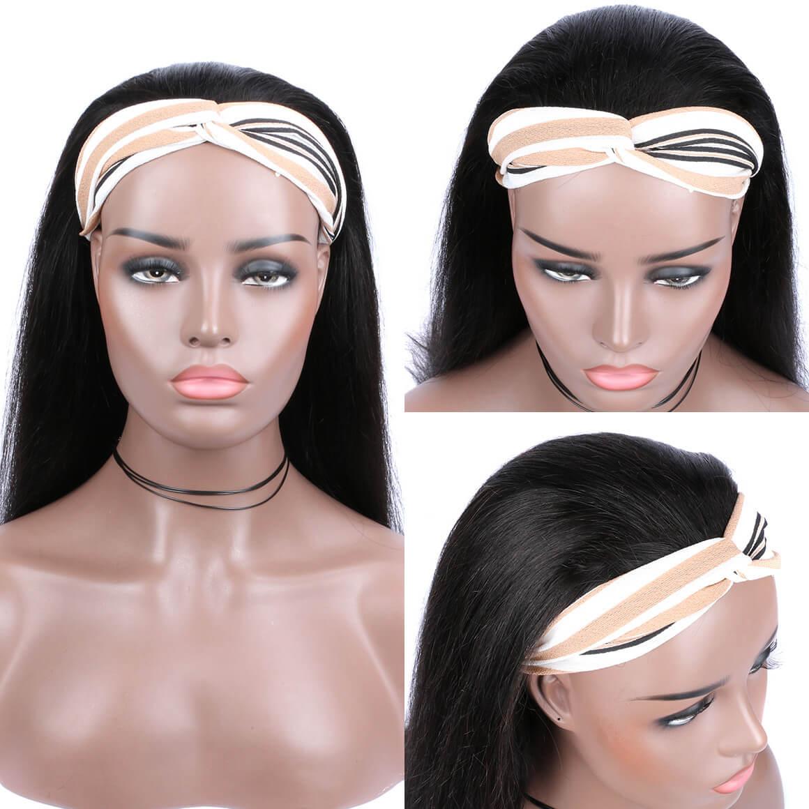 half wigs for women
