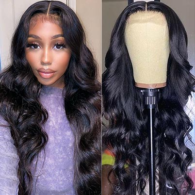 HIGH TRANSPARENCY LACE HD CLOSURE WIG