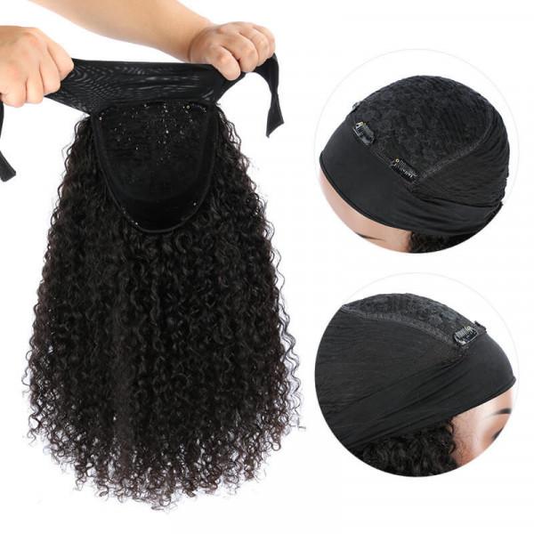 Human Hair Wigs With Headband